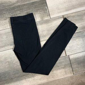 {Madewell} basic black leggings